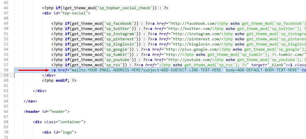 Hemlock Email Icon Screenshot #2