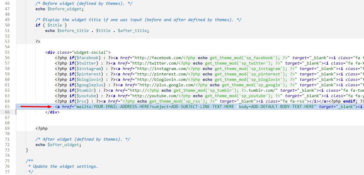 Hemlock Email Icon Screenshot #6