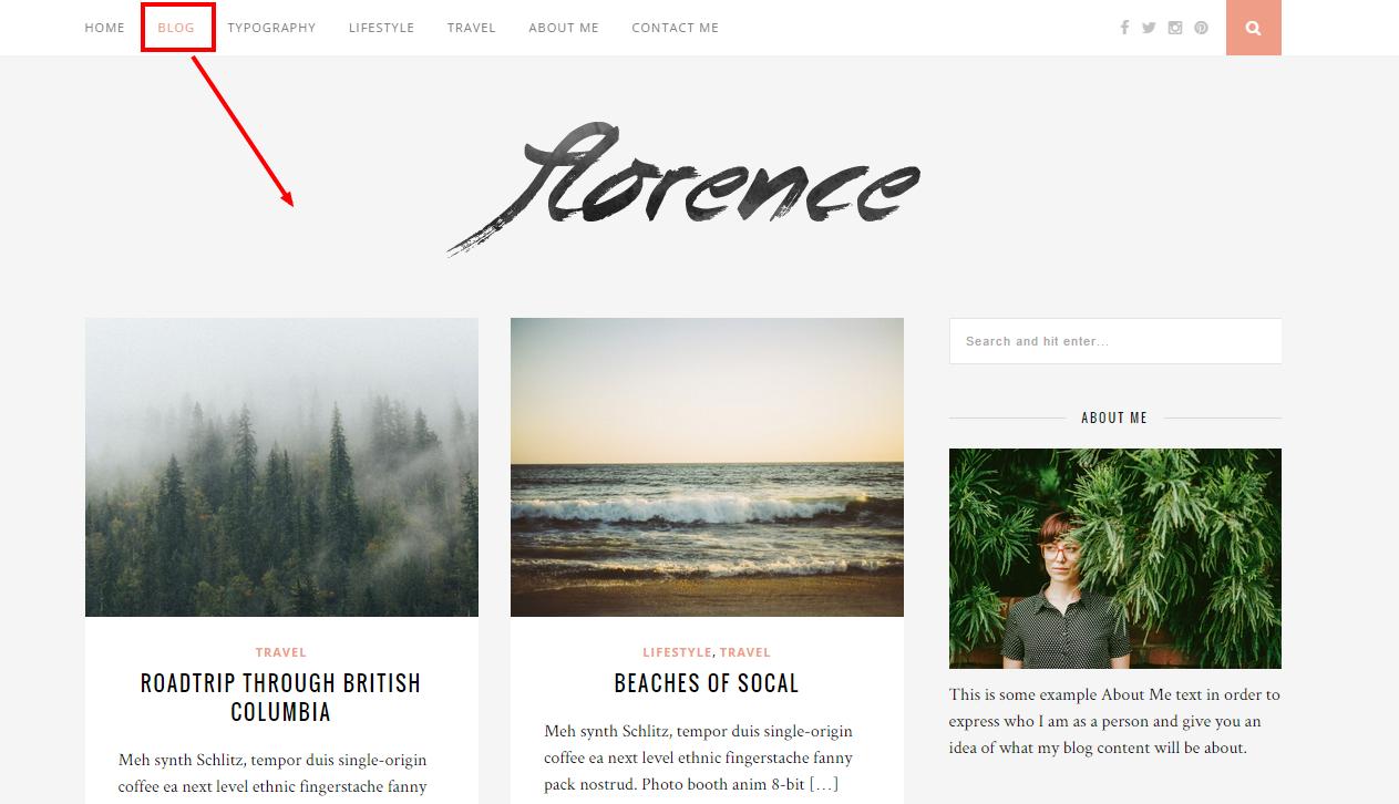 Static Homepage Screenshot #5