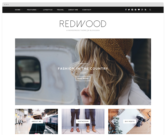 ed6f9a44cd52 Redwood - A Blog Theme