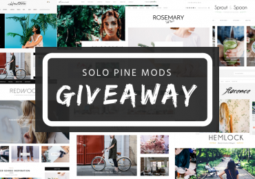 Solo Pine - Premium WordPress Themes for Bloggers