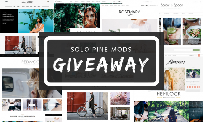 cbca8af18053 Solo Pine - Premium WordPress Themes for Bloggers