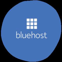 bluehost logo image