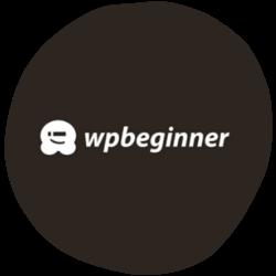 wpbeginner logo image