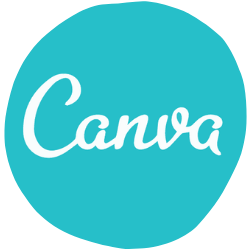 canva logo image