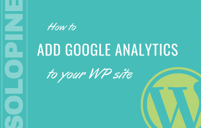 Google Analytics Thumbnail