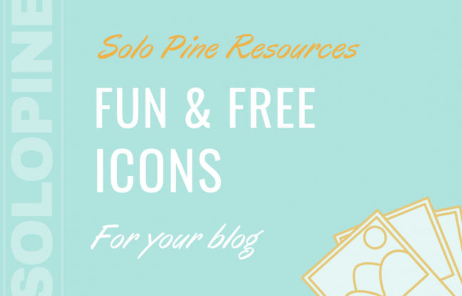 fun and free icons